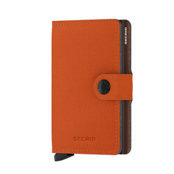 Secrid - Secrid Miniwallet Yard Orange Wallet