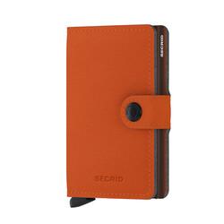 Secrid - Secrid Miniwallet Yard Orange Wallet