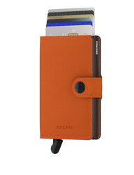 Secrid - Secrid Miniwallet Yard Orange Wallet (1)
