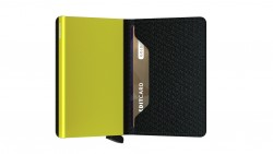 Secrid Slimwallet Diamond Black Cüzdan - Thumbnail