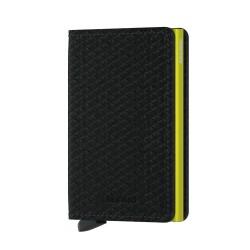 Secrid - Secrid Slimwallet Diamond Black Wallet