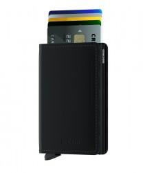 Secrid - Secrid Slimwallet Matte Black Wallet (1)