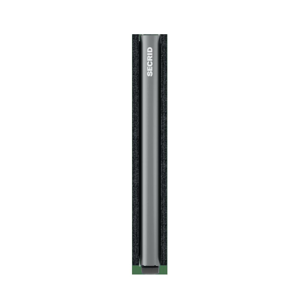 Secrid Slimwallet Optical Black Cüzdan