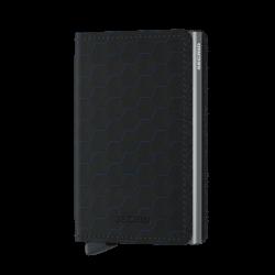 Secrid - Secrid Slimwallet Optical Black Wallet (1)