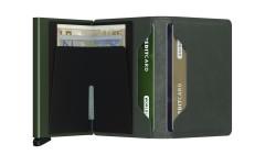 Secrid Slimwallet Original Green Cüzdan - Thumbnail