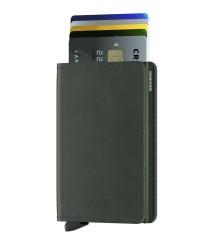 Secrid - Secrid Slimwallet Original Green Wallet (1)