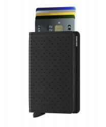 Secrid - Secrid Slimwallet Perforated Black Wallet (1)