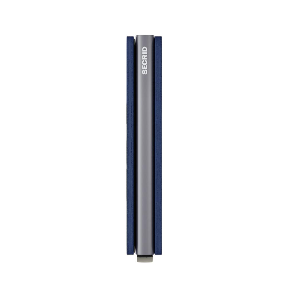 Secrid Slimwallet Rango Blue Titanium Cüzdan