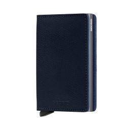 Secrid - Secrid Slimwallet Rango Blue Titanium Wallet
