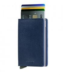 Secrid - Secrid Slimwallet Rango Blue Titanium Wallet (1)