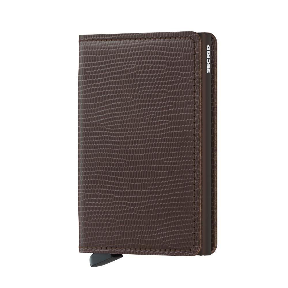 Secrid Slimwallet Rango Brown Brown Wallet