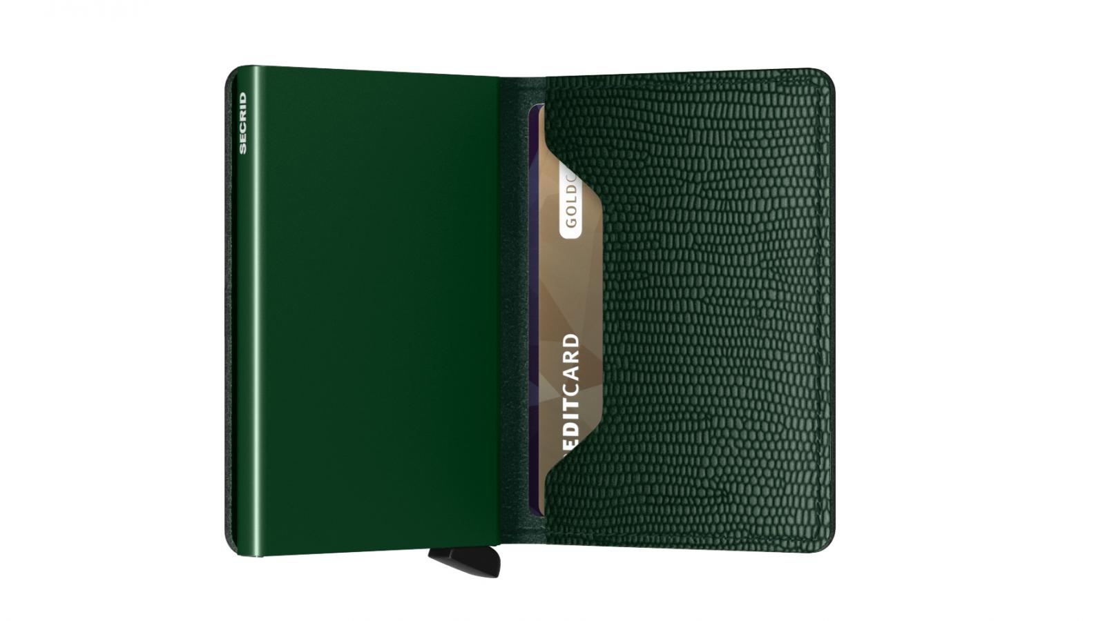 Secrid Slimwallet Rango Green Wallet