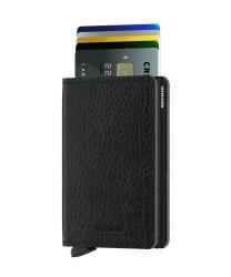 Secrid - Secrid Slimwallet Veg Black Wallet (1)