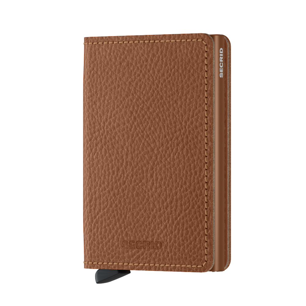 Secrid Slimwallet Veg Caramello Wallet