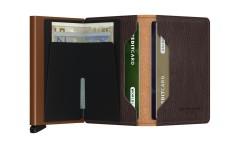Secrid Slimwallet Veg Caramello Wallet - Thumbnail