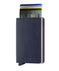 Secrid - Secrid Slimwallet Veg Navy Wallet (1)