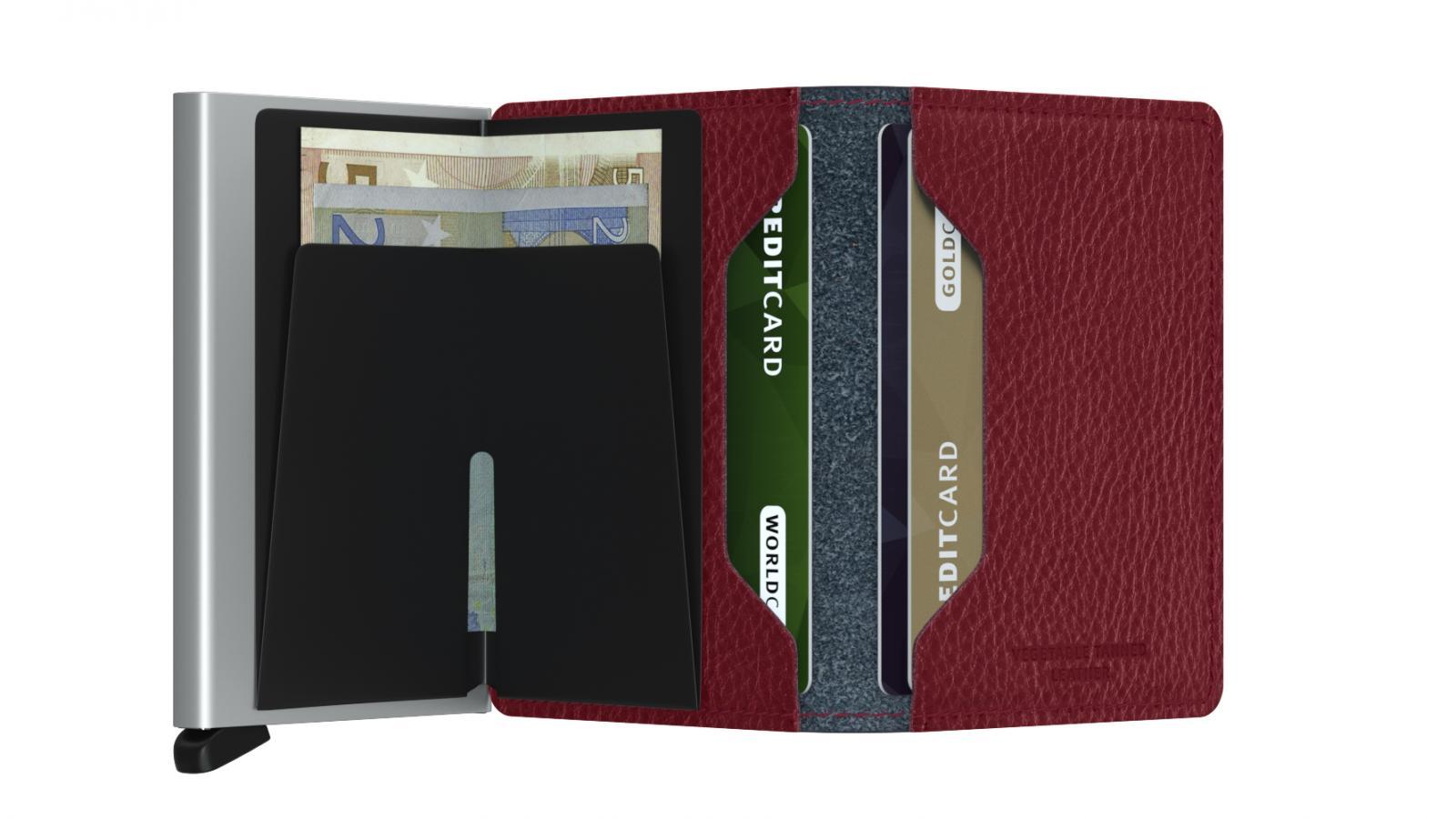 Secrid Slimwallet Veg Navy Wallet