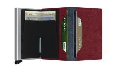 Secrid Slimwallet Veg Navy Wallet - Thumbnail