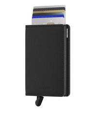 Secrid - Secrid Slimwallet Yard Black Wallet (1)