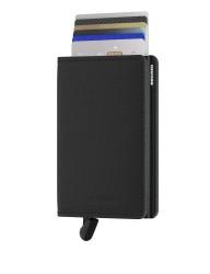 Secrid - Secrid Slimwallet Yard Black Wallet (1)