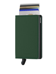 Secrid - Secrid Slimwallet Yard Green Wallet (1)