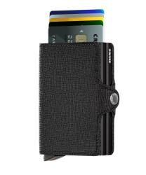 Secrid - Secrid Twinwallet Crisple Black Wallet (1)