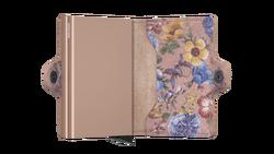 Secrid Twinwallet Crisple Rose Floral Cüzdan - Thumbnail