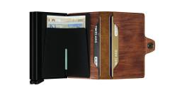 Secrid Twinwallet Dutchmartin Whiskey Cüzdan - Thumbnail