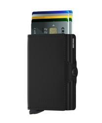 Secrid - Secrid Twinwallet Matte Black Wallet (1)