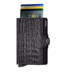 Secrid - Secrid Twinwallet Nile Black Wallet (1)