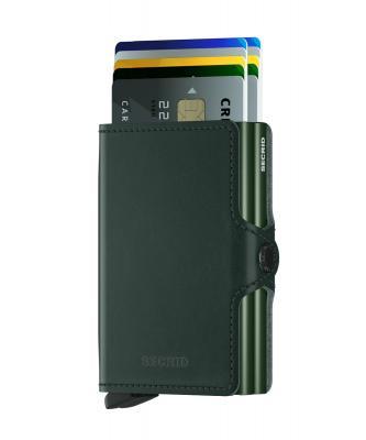 Secrid - Secrid Twinwallet Orginal Green Wallet (1)