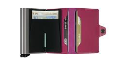 Secrid Twinwallet Original Fuchsia Wallet - Thumbnail