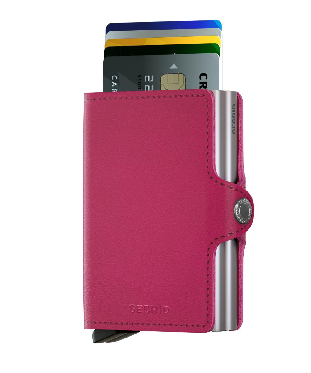 Secrid Twinwallet Original Fuchsia Wallet