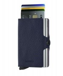 Secrid - Secrid Twinwallet Veg Navy Wallet (1)