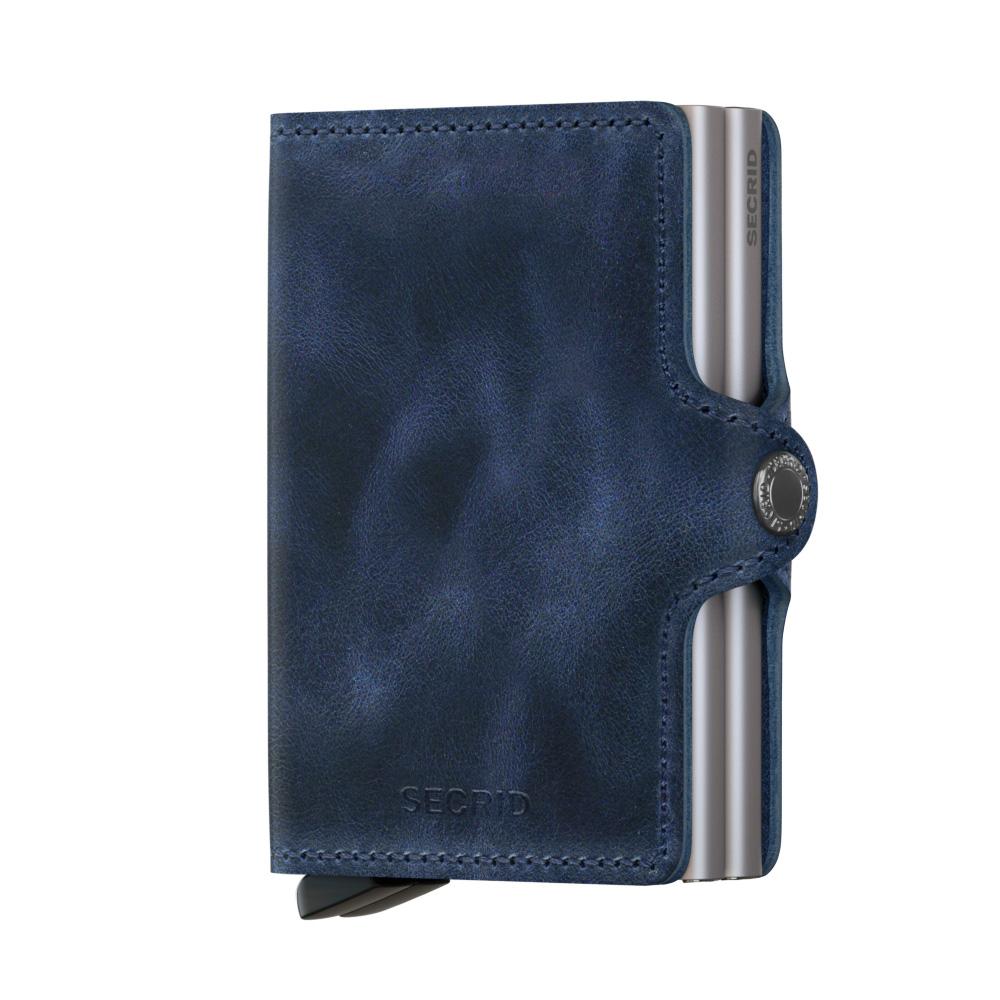 Secrid Twinwallet Vintage Blue Cüzdan