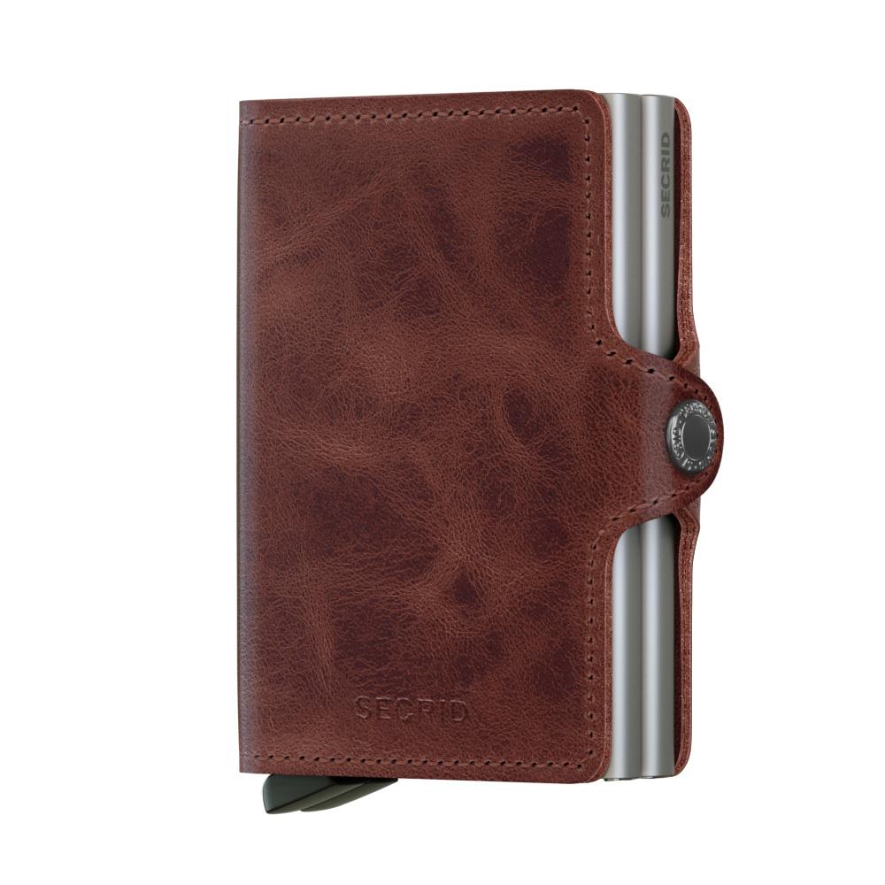 Secrid Twinwallet Vintage Brown Cüzdan