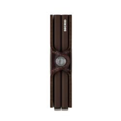 Secrid Twinwallet Vintage Chocolate Cüzdan - Thumbnail