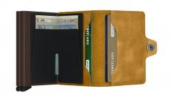 Secrid Twinwallet Vintage Ochre Cüzdan - Thumbnail