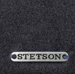 Stetson Baseball Şapkası Lacivert Yün Kaşmir Kulaklıklı Şapka - Thumbnail