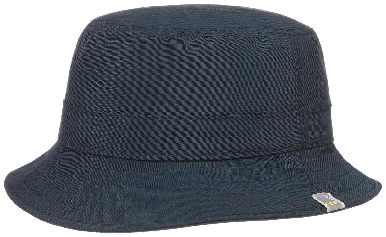 Stetson Bucket Pcm Su Geçirmez Lacivert Isı Dengeleyici Nasa Teknoloji Şapka