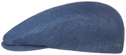 Stetson - Stetson Driver Cap Linen Lacivert Şapka