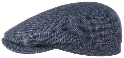 Stetson - Stetson Driver Cap Virgin Wool Linen Hat
