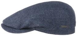 Stetson - Stetson Driver Cap Virgin Wool Linen Şapka