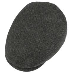 Stetson - Stetson Driver Cap Wool Zeytin Yeşili Kırçıllı Yün Şapka (1)