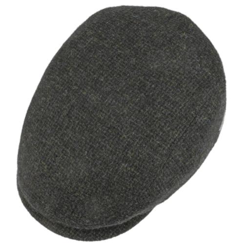 Stetson Driver Cap Wool Zeytin Yeşili Kırçıllı Yün Şapka
