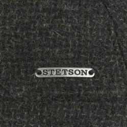 Stetson Driver Cap Wool Zeytin Yeşili Kırçıllı Yün Şapka - Thumbnail