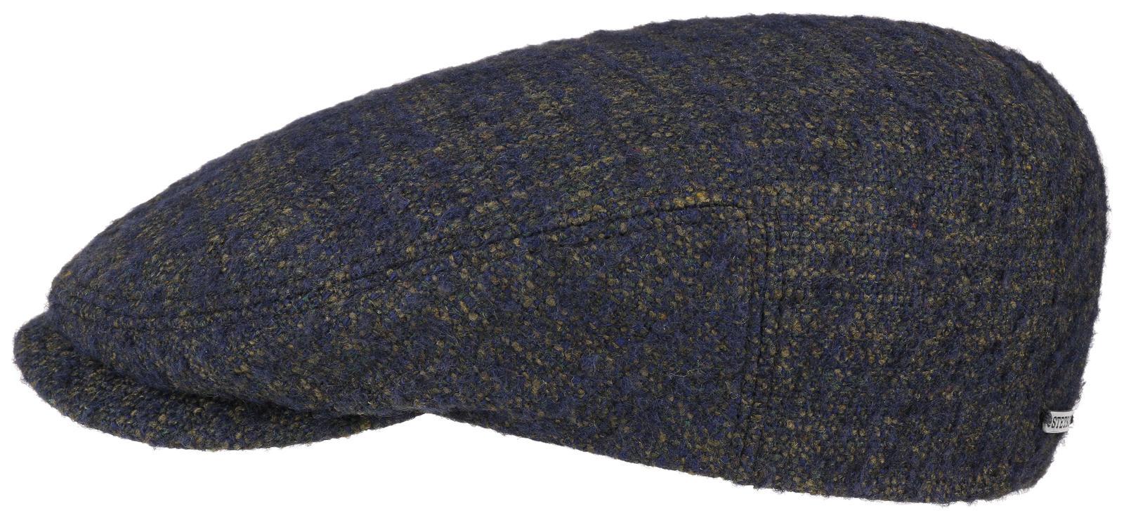 Stetson Driver Wool Navy Blue Wool Alpaca Polyamide Cap