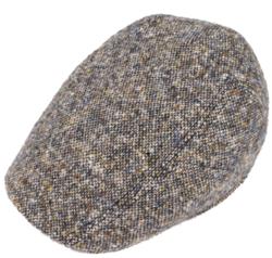 Stetson - Stetson Ivy Kap Donegal/Tweed Wirgin Wool/Yün El Yapımı Bej Şapka (1)