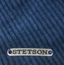 Stetson Kent Cord Açık Lacivert Kadife Şapka - Thumbnail