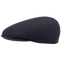 Stetson - Stetson Kent Lacivert Yün Kaşmir Kulaklıklı Şapka (1)